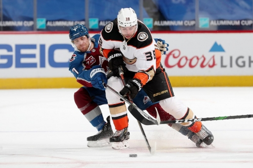 Avalanche at Ducks, 4/9: Lines, gamethread & how to watch