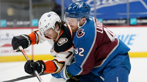 NHL Live Tracker: Avalanche vs. Ducks on Sportsnet ONE