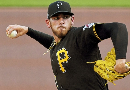 Ex-Pirate and San Diego native Joe Musgrove tosses first no-hitter in Padres history