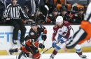 Avalanche eek out 2-0 win against the Ducks