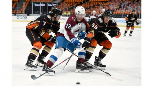 Ducks are no pushovers, but Avalanche still blank them