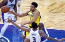 Indiana Pacers open their 2-game road trip with a 111-106 win over Orlando Magic
