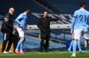 Pep Guardiola defends Man City changes after Leeds defeat