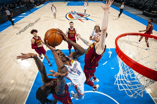 Thunder vs. 76ers: Start time, TV schedule, and game preview