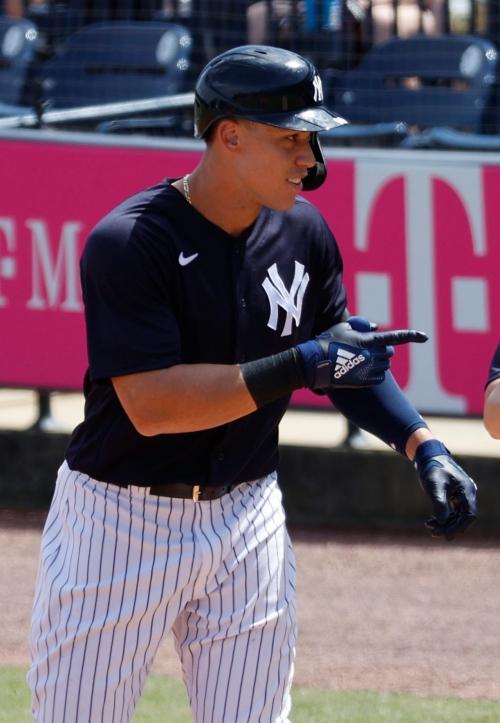 New York Yankees announce Saturday lineup vs. Tampa Bay Rays; Aaron Judge returns