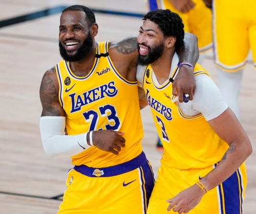 LeBron James Gives Major Hint On His & Anthony Davis' Nearing Return To The Court