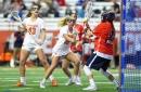 Syracuse WLAX overcomes slow start to beat Virginia, 15-12