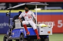Angels news: Dexter Fowler placed on Injured List