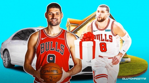 Bulls star Zach LaVine's awesome gesture to welcome Nikola Vucevic to Chicago