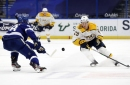 Game Thread: Nashville Predators vs. Tampa Bay Lightning 4/10/21