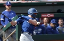 Dodgers outfielder Luke Raley's last-minute call up was a dream come true