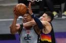 Suns destroy Wizards 134-106