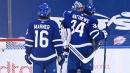 Matthews-Marner explosion helps Jack Campbell make NHL history