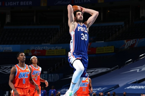 Sixers Bell Ringer: no time to hide in a fraidy hole, Sixers dropped the boom on Thunder