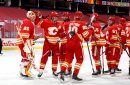 The Calgary Flames Snap Their Losing Streak in a 5-0 Win Against The Edmonton Oilers