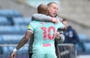 Telling Andre Ayew moment and Swansea City's bold but brilliant calls