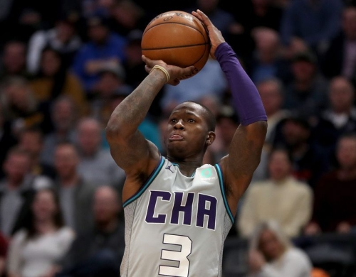 NBA Rumors: LA Lakers Could Acquire Terry Rozier For Package Centered On Kyle Kuzma In Proposed Trade