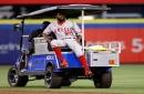 Angels' Dexter Fowler to undergo season-ending knee surgery