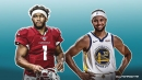 Cardinals' Kyler Murray must challenge Stephen Curry to a 3-point contest