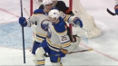 Sabres score two goals in 46 seconds capped off by Ruotsalainen's first NHL goal