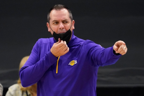 Analysis: Frank Vogel, Lakers coaching staff has helped grow scrappy mentality