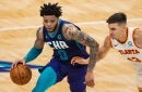 Recap: Hornets lose for the first time when leading at the start of the fourth quarter, 105-101