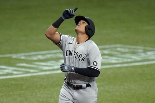 Gio Urshela, fresh off needing a day to recover from COVID vaccine, propels Yankees to win over Rays
