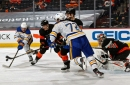 RECAP: Flyers collapse late and lose to Buffalo, BUFFALO.