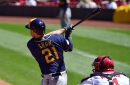 Offense stays hot as Brewers triple up on Cardinals, 9-3