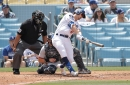 Dodgers' Zach McKinstry settles matchup of Hall of Famers with three-RBI day
