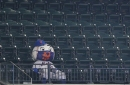 Today's Mets game suspended due to rain