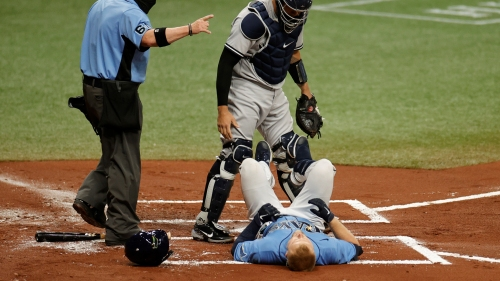 Kevin Cash rips MLB over handling of Yankees hitting Rays batters after yet another HBP-filled series