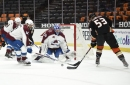 Game Recap: Colorado Avalanche de-wing Anaheim Ducks 4-1.