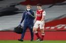 Mikel Arteta expecting Kieran Tierney to miss rest of season