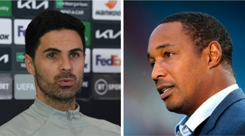 'No disrespect' – Paul Ince claims Mikel Arteta needs to replace 'three or four' Arsenal players