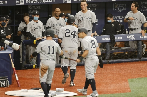 Today on Pinstripe Alley - 4/12/21