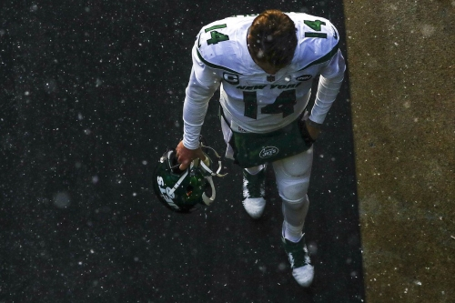 Ex-Jets staffer says Darnold can thrive in Carolina