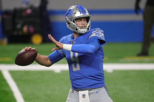 Broncos offered top-10 pick for Matthew Stafford