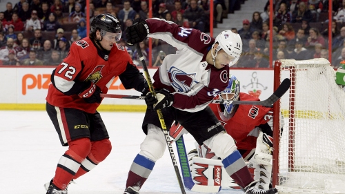 Avalanche acquire Soderberg from Blackhawks for Dickinson, Rolston