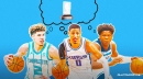 Kings' Tyrese Haliburton keeps it real on Rookie of the Year race with LaMelo Ball, Anthony Edwards