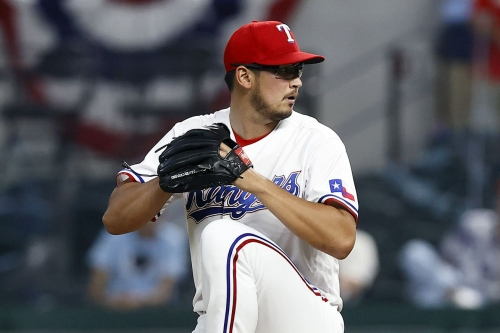Texas Rangers lineup for April 12, 2021