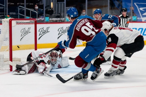 Colorado Avalanche Game Day: Wrapping up season series against Arizona