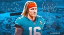 Trevor Lawrence already getting familiar with Jaguars' playbook