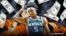 Kings star De'Aaron Fox fined $20,000 after criticizing officials in loss to Jazz