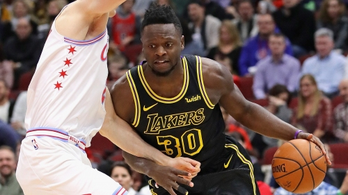Julius Randle 'always' motivated to face Lakers, three years after leaving L.A.