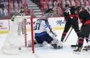 Tkachuk's 2 Goals Lead Sens to 4-3 Win Over Jets