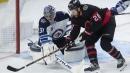 Tkachuk nets two, Brown scores again to help Senators down Jets