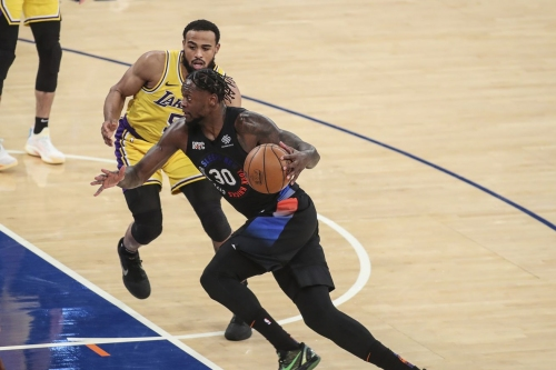 Knicks 111, Lakers 96: Scenes from the Elfrid Payton Game???