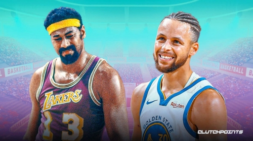 Stephen Curry breaks Wilt Chamberlain's 57-year-old Warriors scoring record