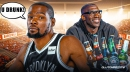 Nets' Kevin Durant absolutely blasts 'drunk uncle' Shannon Sharpe
